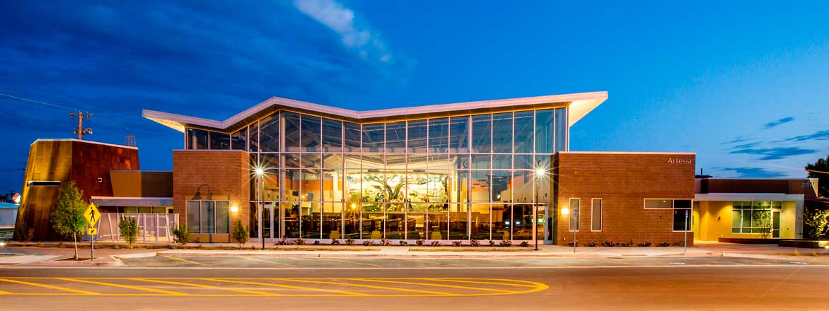Artesia New Mexico Library