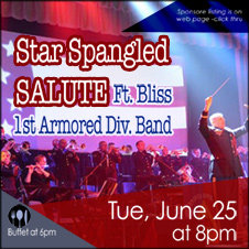 Fort Bliss 1st armored Division Band - Artesia Chamber of