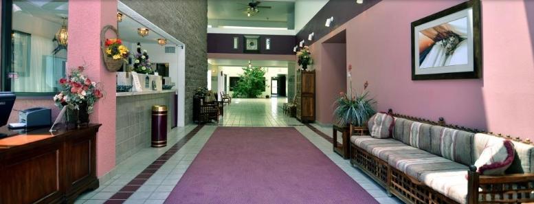 Best Western Pecos Inn Artesia NM lobby