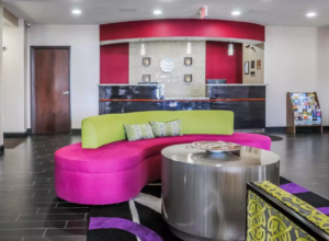 Comfort Inn Artesia NM Lobby