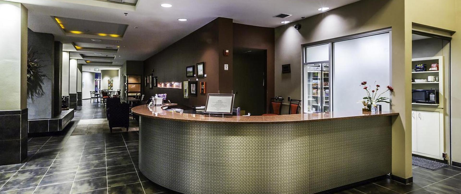 Hotel Artesia NM lobby
