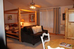 Adobe Rose Inn Artesia NM Room double bed